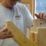 Timber Framing Joint